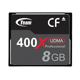 TEAM Compact Flash 8GB [400x]